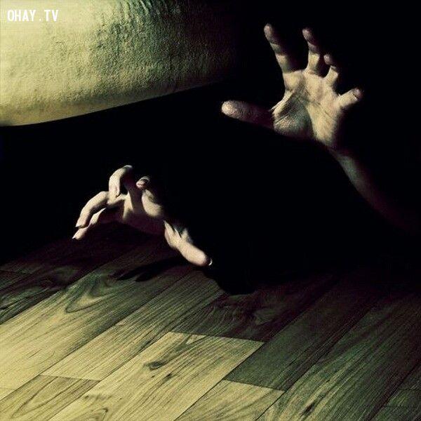 ảnh nỗi sợ,con người,sợ hãi,đáng sợ