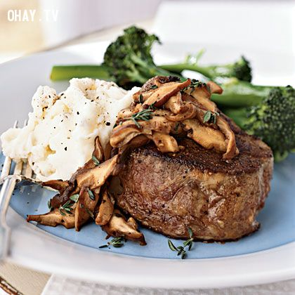 ảnh món ăn,chế biến nấm,món ăn với nấm,ẩm thực,các món ăn ngon,cách nấu ăn