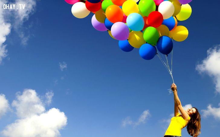 Niềm vui sẽ dẫn bạn đi đến nơi bạn muốn.