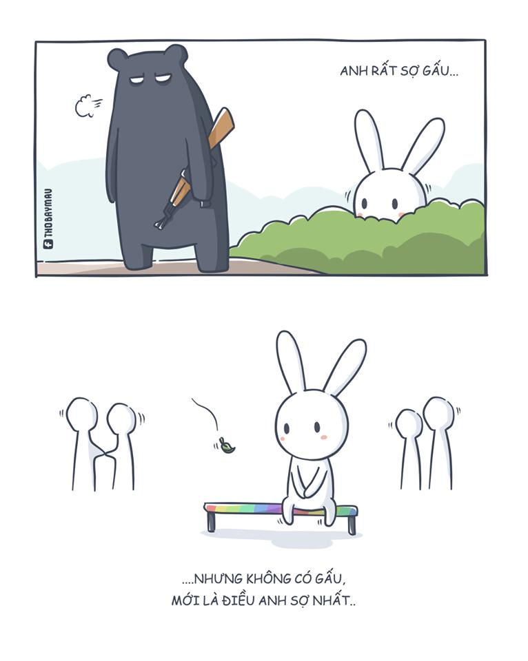 Thỏ Bảy Màu Và Những Bức ảnh Huyền Thoại Ohay Tv