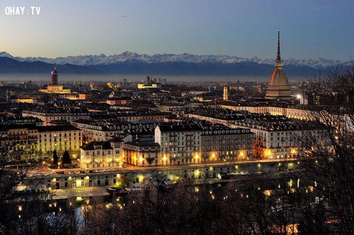 ảnh Turin,Italia,du lịch,du lịch ý,du lịch turin,ẩm thực turin