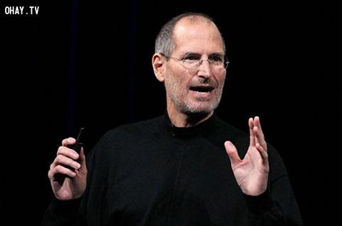 10 nguyên tắc thành công từ Steve Job mà chúng ta có thể học