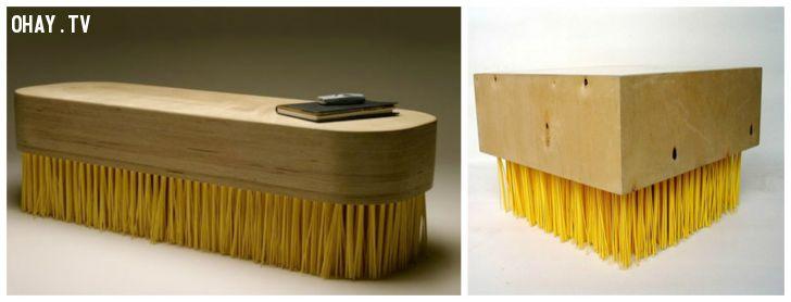 ảnh bàn độc đáo,bàn đèn LED,bàn Shibafu,sáng tạo,sản phẩm sáng tạo