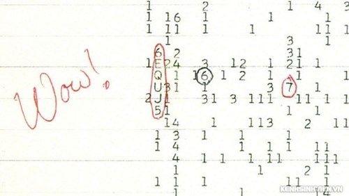 Tấm ảnh lý giải cho tên của tín hiệu