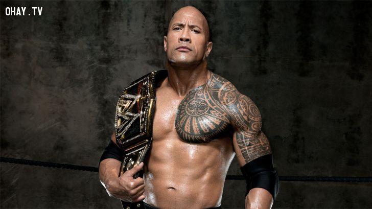 ảnh đẹp trai nhất,đấu vật,the rock,trận đấu,thần tượng,đô vật đẹp trai