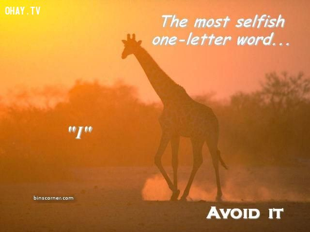 10 từ nên nhớ trong cuộc đời