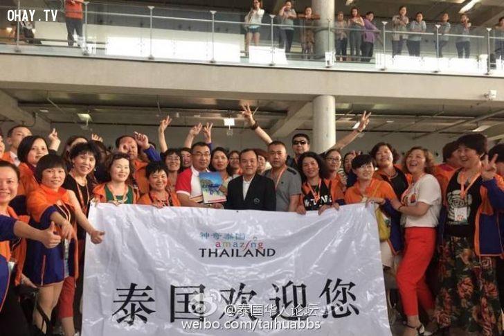 ảnh triệu phú Trung Quốc,du lịch miễn phí,tỷ phú trung quốc