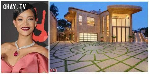 10 tòa dinh thự đáng giá triệu đô của các ngôi sao trẻ Hollywood