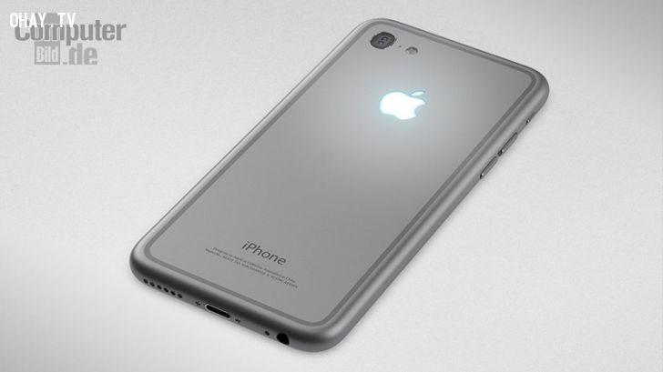 Dự đoán Iphone 7 với nút Home tích hợp màn hình siêu rộng 1