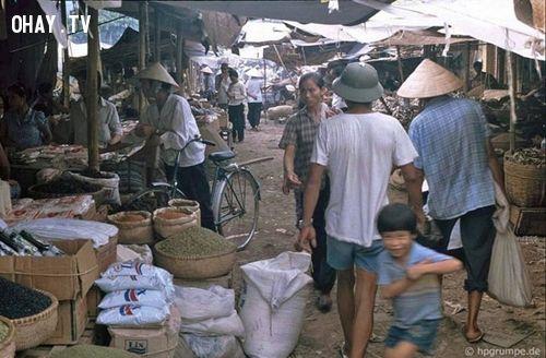 ảnh chợ hà nội,hà nội xưa,hình ảnh hà nội,ảnh xưa