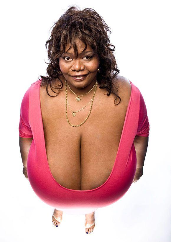 ảnh Ngực khủng,kỉ lục Guinness,ngực to nhất thế giới