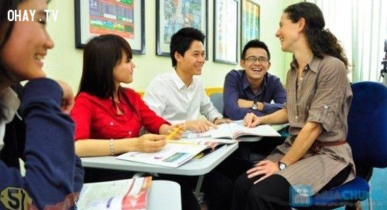 Học ngoại ngữ đem lại nhiều cơ hội cho bạn khi ra trường.