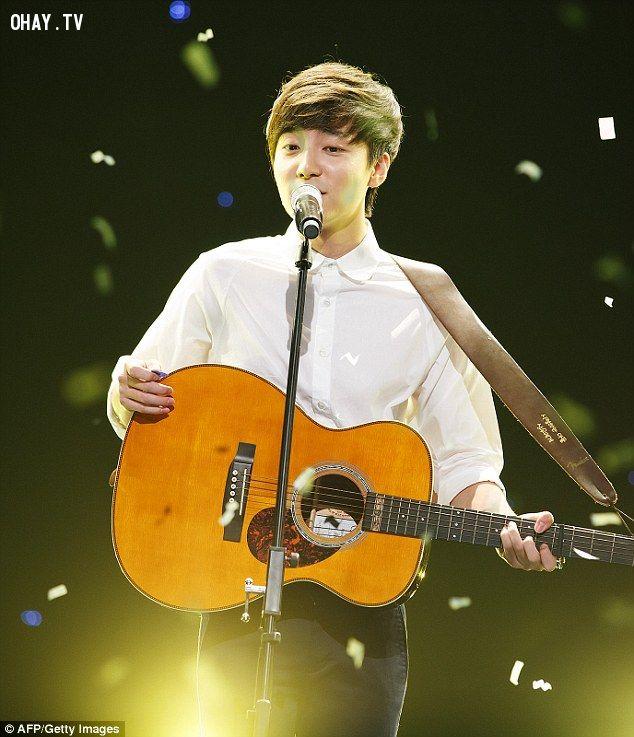 Dòng Ballad Acoustic Guitar là thế mạnh của anh