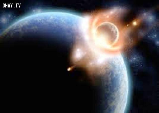 ảnh thiên văn học,ngày tận thế,ngày diệt vong của nhân loại,trái đất