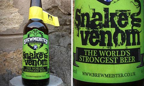 Những loại bia kì lạ nhất thế giới