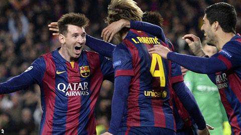 Man City có thể tiệm cận đẳng cấp của Barcelona – Manuel Pellegrini