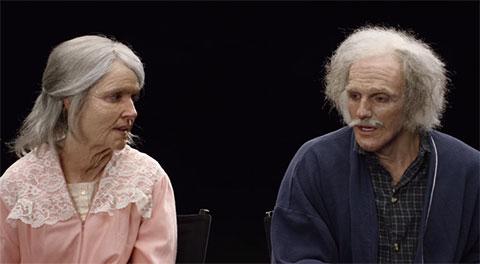 """Cảm động rơi nước mắt với video \""""Có còn yêu nhau khi đã già\"""""""
