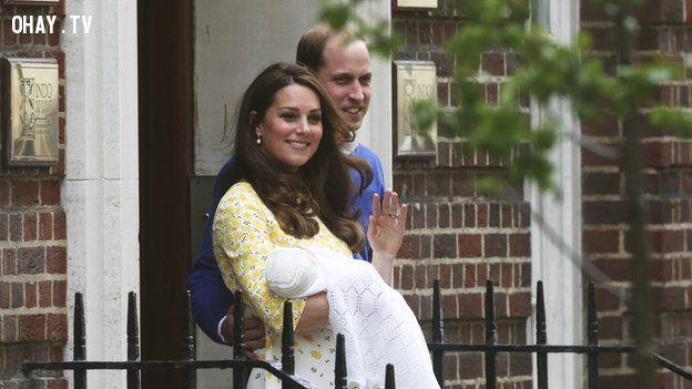 ảnh công nương Kate,Hoàng tử William,công chúa,hoàng tử George