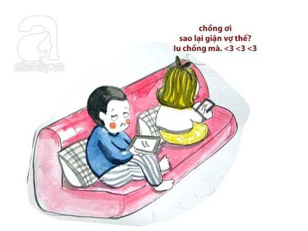 ảnh smartphone,mạng xã hội,facebook,hài hước,phụ nữ,phụ nữ nghiện facebook,nghiện facebook
