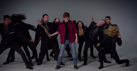 "Supernatural \'remake\' lại MV \""Shake It Off\"" của Taylor Swift."