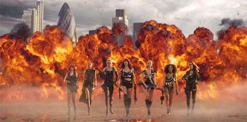 Mãn nhãn với MV mới như phim hành động của Taylor Swift