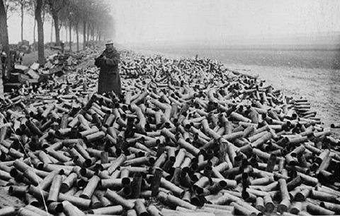 Những điều mọi người không nhớ về WWI ( Chiến Tranh Thế Giới Thứ I)