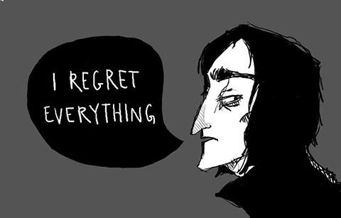 18 việc bạn sẽ hối hận ngay sau khi làm