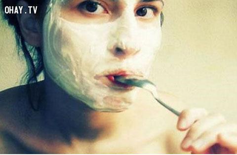 Chống nắng với 3 loại mặt nạ dễ làm ngay tại nhà .