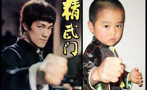 Choáng với màn múa côn nhị khúc của cậu bé 5 tuổi giống hệt Lý Tiểu Long