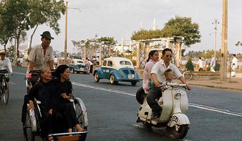 Đây là cuộc sống ở Sài Gòn những năm 1960