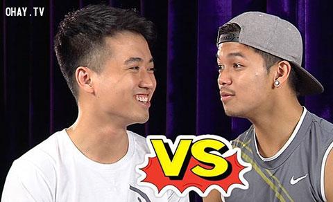 Màn hỏi đáp bá đạo của 2 hotboy trong Vietnam Idol (Minh Quân & Trọng Hiếu)