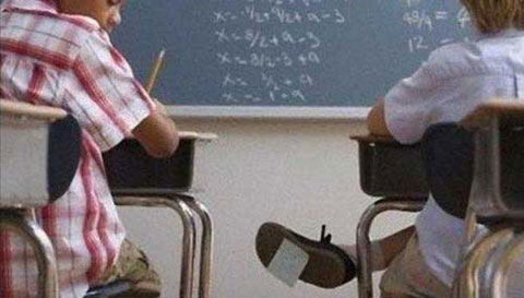 Gật gù với 11 kiểu quậy của học trò ai cũng từng trải qua