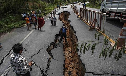 Phải làm những gì sau động đất??