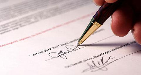 5 lý do freelancers nên ký kết hợp đồng với khách hàng