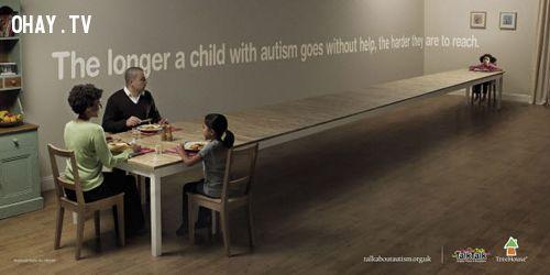 xa lánh trẻ tự kỷ