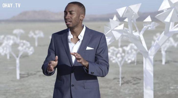 ảnh bảo vệ rừng,xin lỗi thế hệ tương lai,thế hệ tương lai,nạn phá rừng,video ý nghĩa,stand for trees,rapper Prince Ea