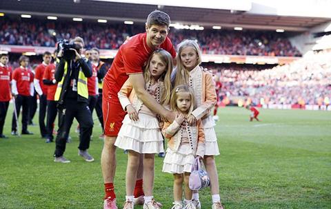 25 điều bạn chưa biết về Steven Gerrard - CLB Liverpool