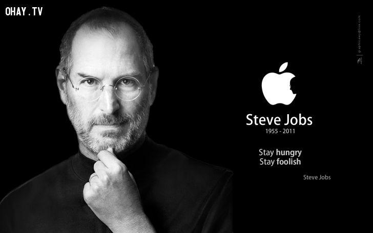 Steve Jobs tài năng và cách sống