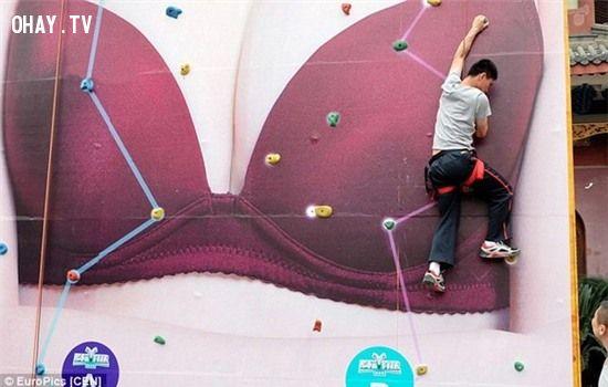 Thanh niên hào hứng leo núi nhưng kết quả về tay không