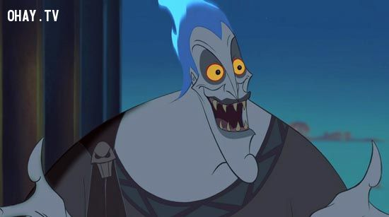 disney beautiful Hades