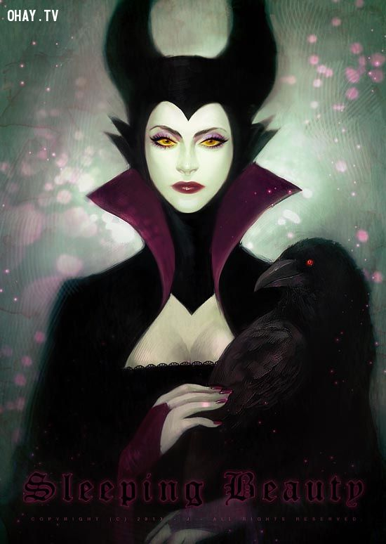 disney beautiful Maleficent