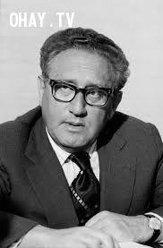 Cựu ngoại trưởng Henry Kissinger