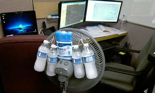 Mùa hè nóng quá nóng quá đi