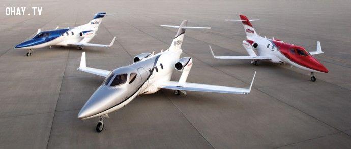 ảnh Honda,máy bay,HondaJet,máy bay honda,máy bay do honda sản xuất,honda sản xuất máy bay