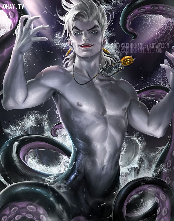 Gã phù thủy Ursurla
