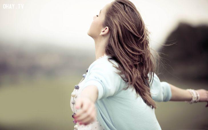 ảnh con gái,niềm tin,khẩu hiệu,sống tích cực
