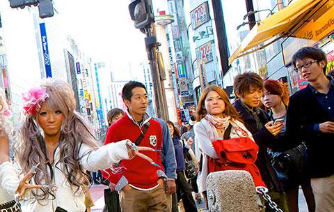 Tại sao người Nhật khó gần?