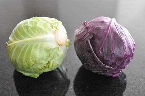 Hướng dẫn làm món cải bắp nướng trộn chanh tỏi ngon miệng