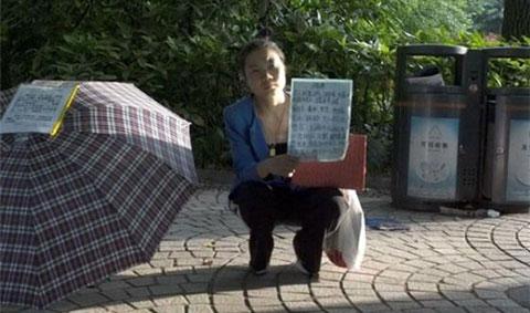 """Trung Quốc: Tuyển chồng tại công viên với tiêu chuẩn \""""nghiêm ngặt\"""""""
