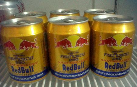 10 điều không hay về Red Bull bạn nên biết